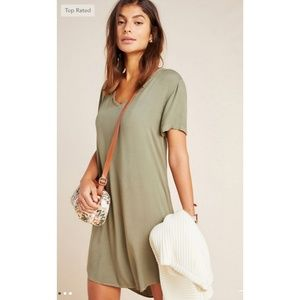 Anthropologie Cloth and Stone Crispin Mini Tunic M
